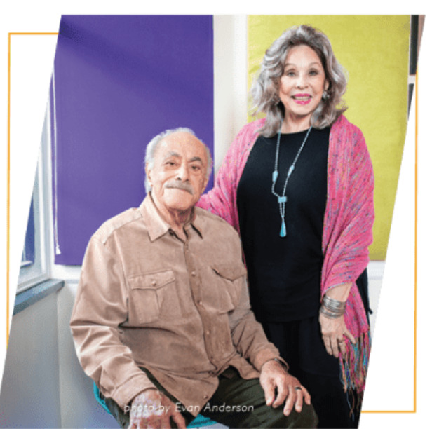 Dr. Herb Johnson & Davyne Dial