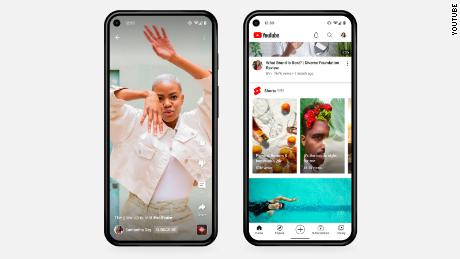YouTube Shorts has many of the same features as other short-form video apps, including TikTok.